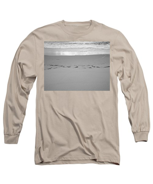 Wave Remarks Long Sleeve T-Shirt