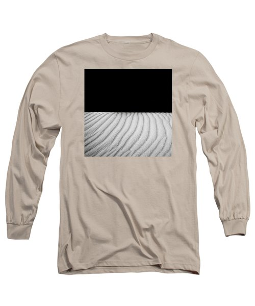 Wave Theory Viii Long Sleeve T-Shirt by Ryan Weddle