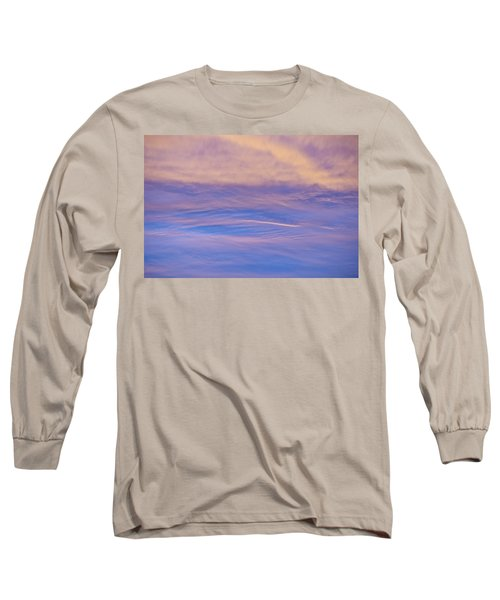 Waves Of Color Long Sleeve T-Shirt