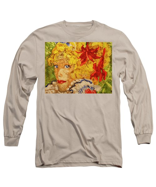 Wax On Wax Off Long Sleeve T-Shirt by Cynthia Powell