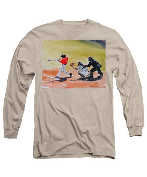 Wcu At The Plate Long Sleeve T-Shirt