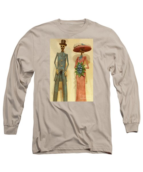 Long Sleeve T-Shirt featuring the photograph We by Anna  Duyunova