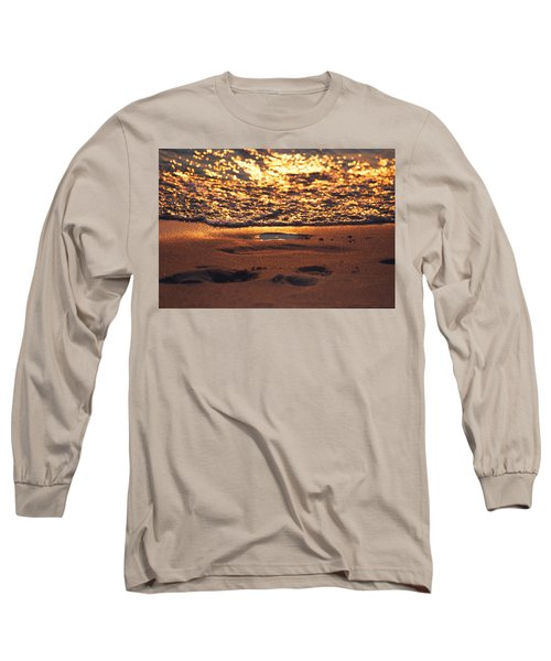 We Each Leave Our Mark, Momentarily Long Sleeve T-Shirt