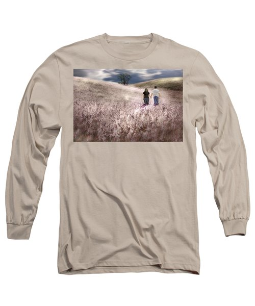 We Made Love Under The Tree Long Sleeve T-Shirt