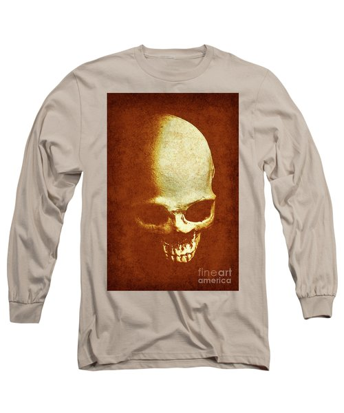 Weathered Remains Long Sleeve T-Shirt