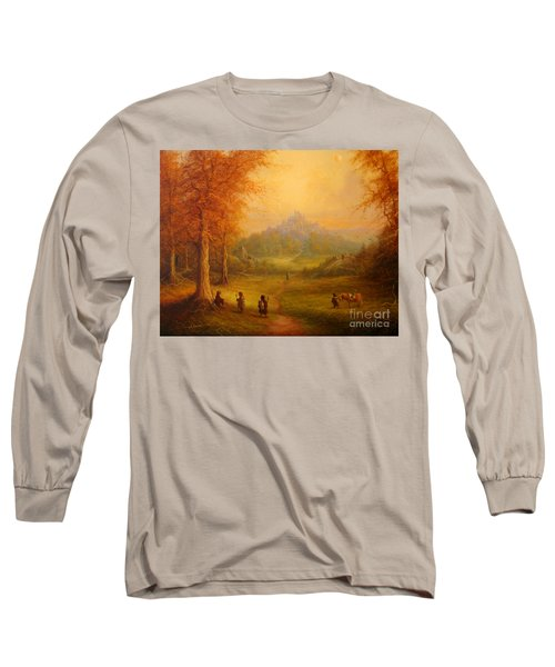Weathertop Long Sleeve T-Shirt by Joe  Gilronan