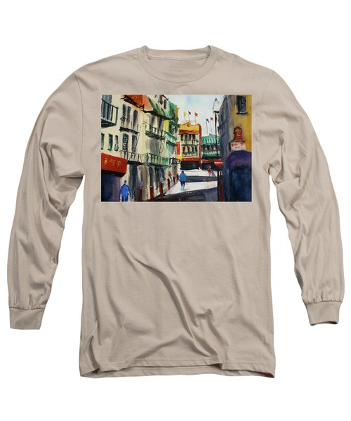Waverly Place Long Sleeve T-Shirt by Tom Simmons