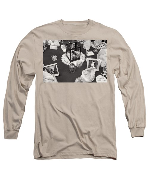 Wedding 1-6 Long Sleeve T-Shirt