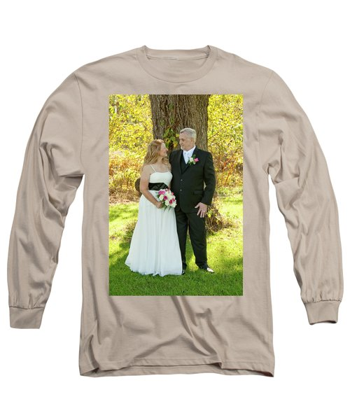 Wedding 2-6 Long Sleeve T-Shirt