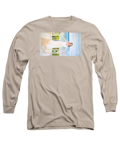 Wedding At The Ritz In Naples Long Sleeve T-Shirt