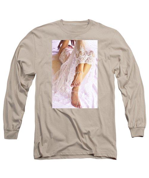 Wedding Long Sleeve T-Shirt by Marat Essex