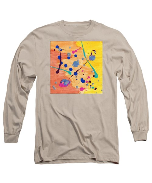 Wednesday Morning Long Sleeve T-Shirt by Phil Strang