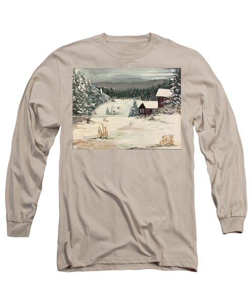 Weekend Getaway Long Sleeve T-Shirt