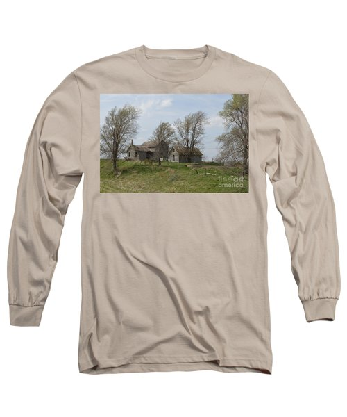 Welcome To The Farm Long Sleeve T-Shirt by Renie Rutten