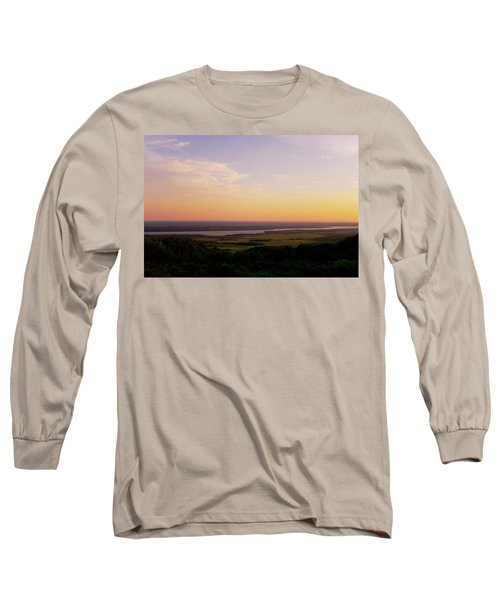 Welcome To The Valley Long Sleeve T-Shirt