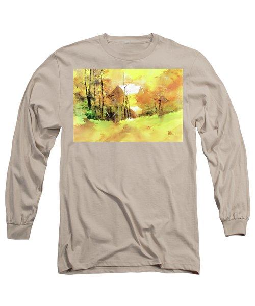 Welcome Winter Long Sleeve T-Shirt