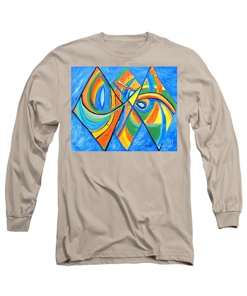 We're In This Together Long Sleeve T-Shirt
