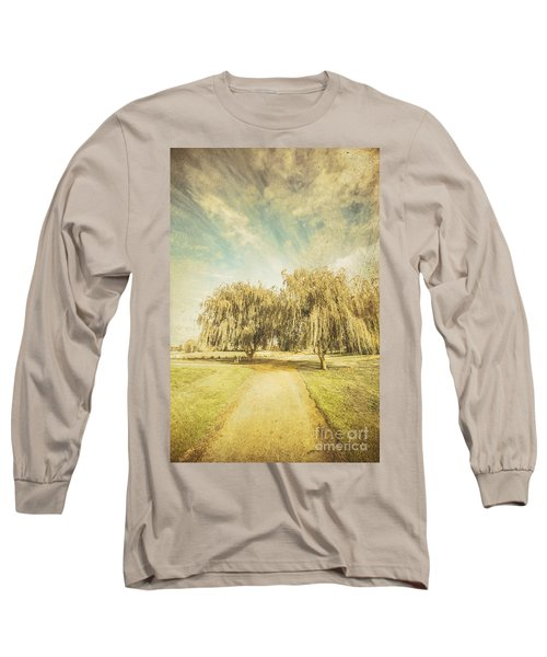 Westbury Common Wetland Long Sleeve T-Shirt