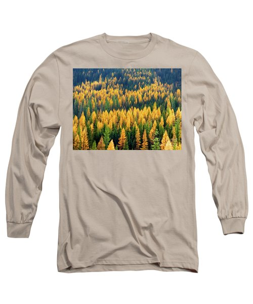 Western Larch  Long Sleeve T-Shirt