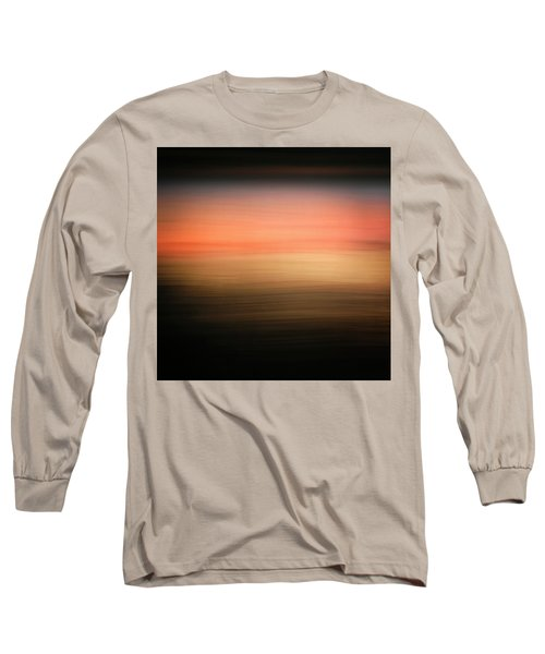 Long Sleeve T-Shirt featuring the photograph Western Sun by Marilyn Hunt