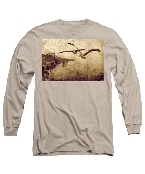 Wetlands Long Sleeve T-Shirt