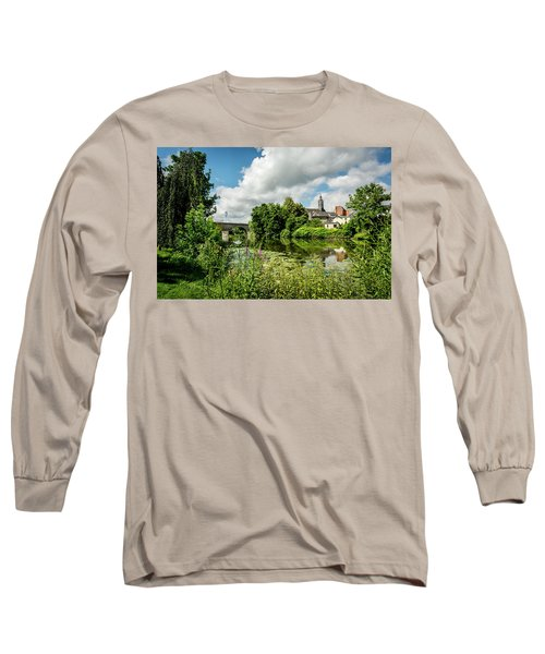 Long Sleeve T-Shirt featuring the photograph Wetzlar Germany by David Morefield