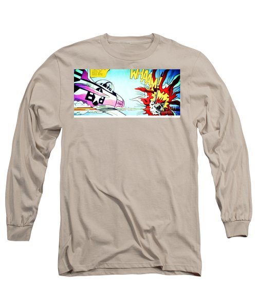 Whaam Long Sleeve T-Shirt