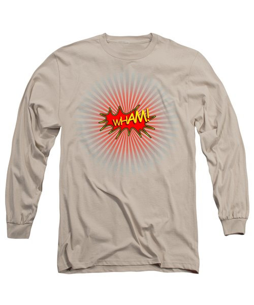 Wham Explosion Long Sleeve T-Shirt
