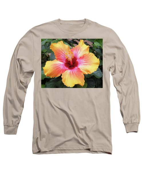 What A Beauty Long Sleeve T-Shirt by Vickie G Buccini