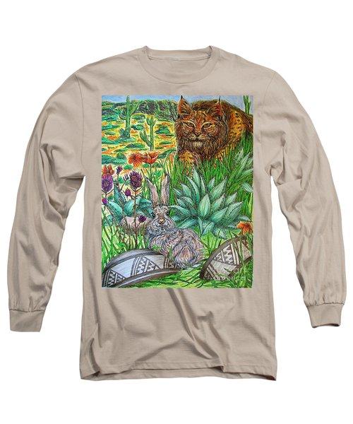 What's That...? Long Sleeve T-Shirt by Kim Jones