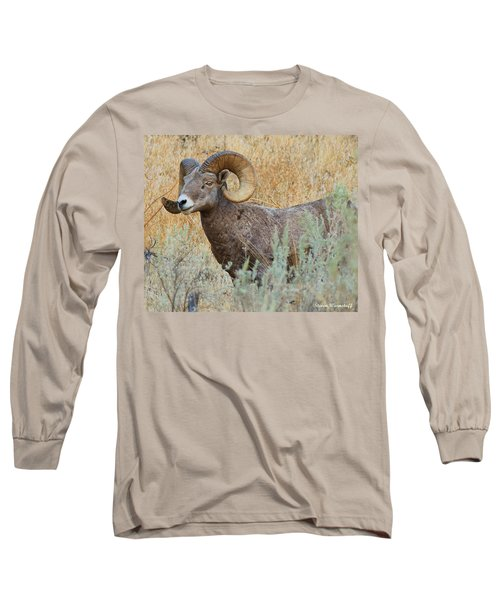 What's Up Long Sleeve T-Shirt