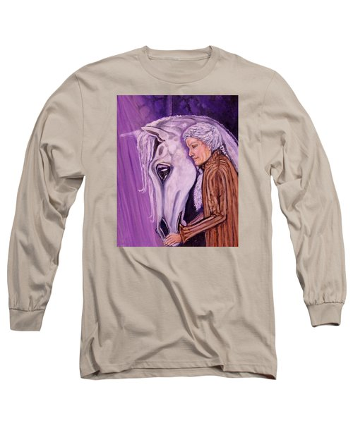 When I'm An Old Horsewoman Long Sleeve T-Shirt