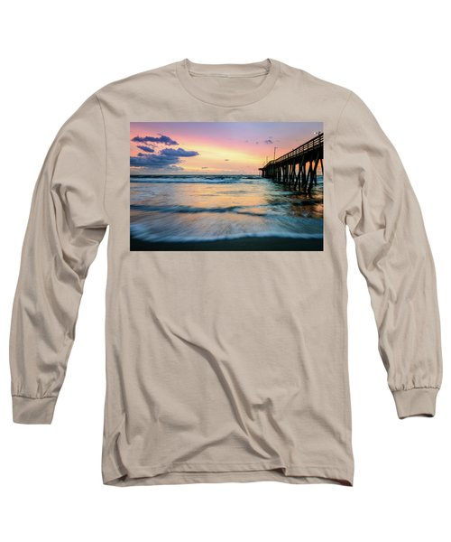 When The Tides Return Long Sleeve T-Shirt