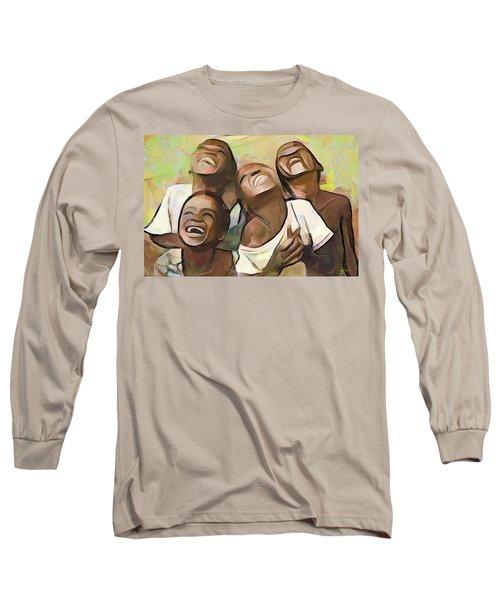 When We Were Boys Long Sleeve T-Shirt