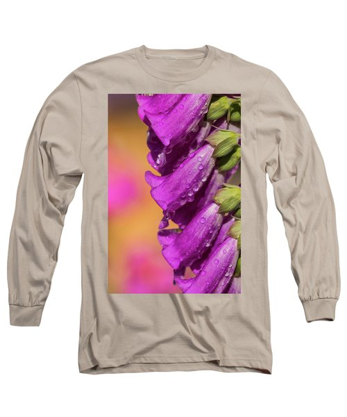 Where Color Grows Long Sleeve T-Shirt