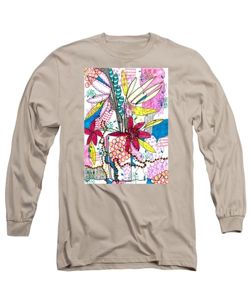 Where Did You Put My Cup? Long Sleeve T-Shirt