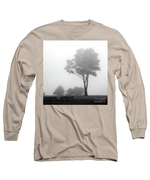 Long Sleeve T-Shirt featuring the photograph Where Do I Go When It's Gone by Dana DiPasquale