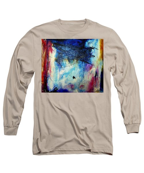 Where Does The Time Go Long Sleeve T-Shirt by Tracy Bonin