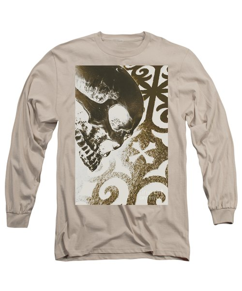 Where Peace Will Be Long Sleeve T-Shirt