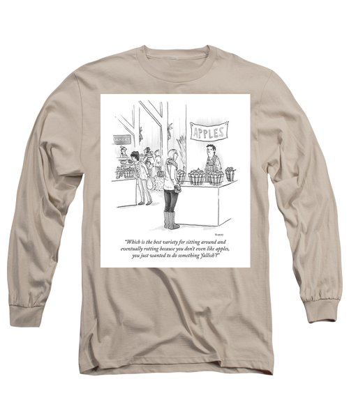 Which Is The Best Variety Long Sleeve T-Shirt