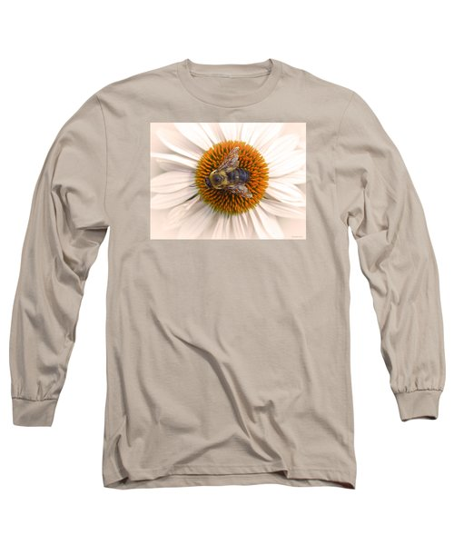 While In Macro  Long Sleeve T-Shirt