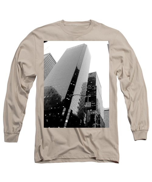 White And Black Inspiration  Long Sleeve T-Shirt