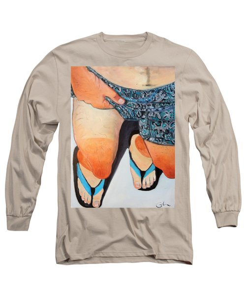 White Man's Burden Long Sleeve T-Shirt