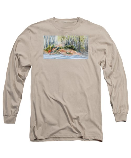 Whiteshell View Long Sleeve T-Shirt by Joanne Smoley