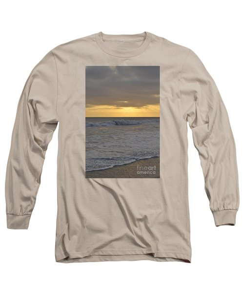 Whitewash Long Sleeve T-Shirt