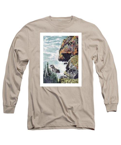 Whitewater Coast Long Sleeve T-Shirt
