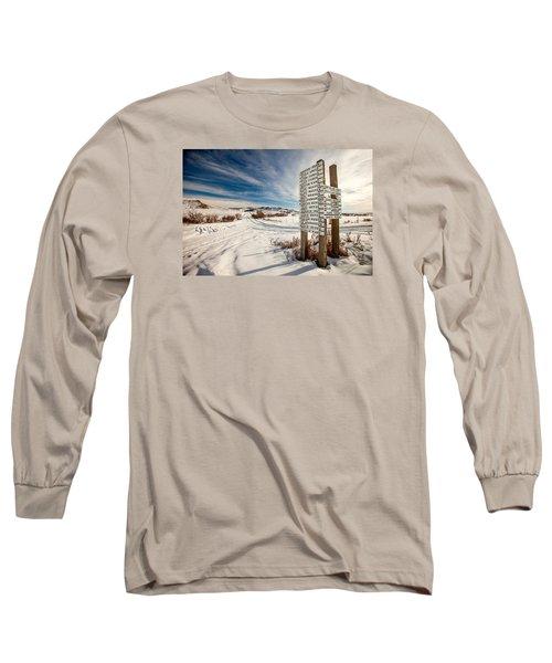 Who Lives Where Long Sleeve T-Shirt