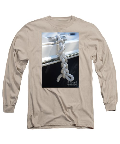 Why Knot? Long Sleeve T-Shirt