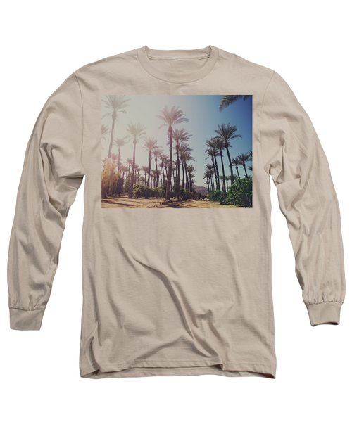 Long Sleeve T-Shirt featuring the photograph Wide Awake by Laurie Search