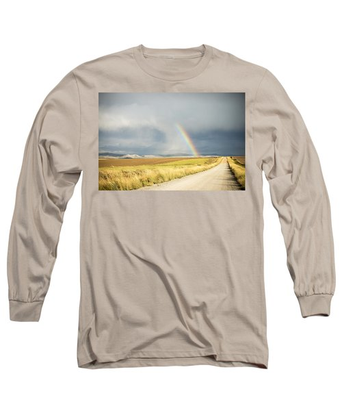 Wide Open Spaces Long Sleeve T-Shirt